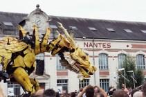 Long Ma le cheval dragon en août 2015 à Nantes - Nantaise (13)