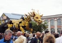 Long Ma le cheval dragon en août 2015 à Nantes - Nantaise (9)