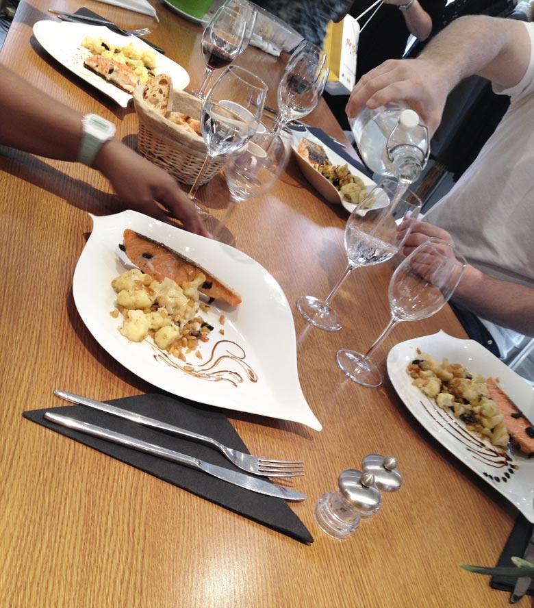 Un Cours De Cuisine à Latelier Des Chefs Nantaisefr