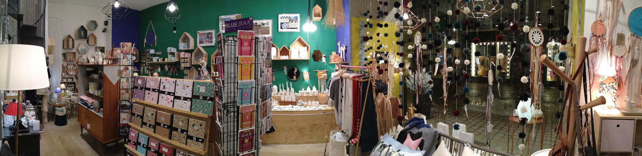 La boutique Inspirations à Nantes