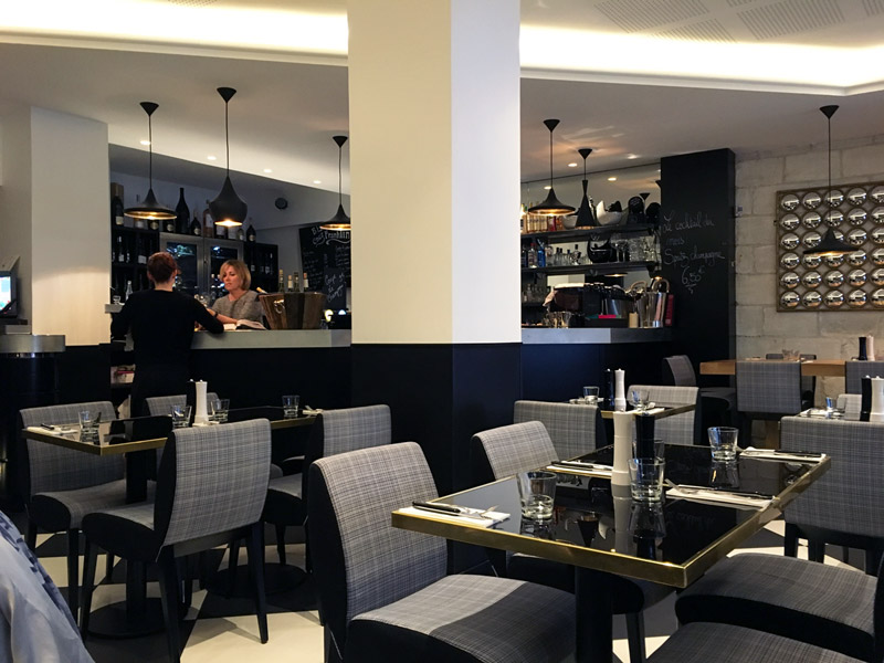 Chez Franklin, restaurant bistrot à Nantes