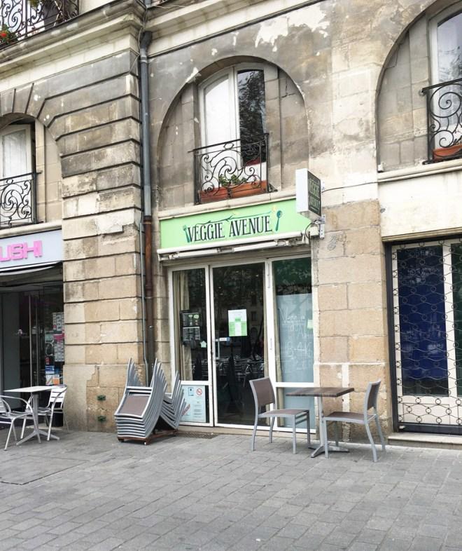Veggie avenue restaurant végétarien à Nantes