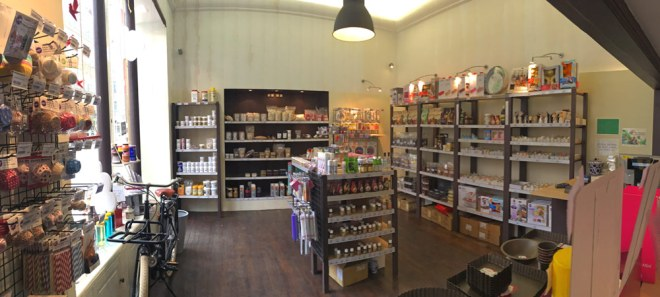 La boutique Le gâteau sous la cerise à Nantes