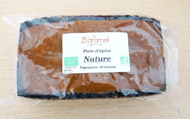 Pain d'épices Baramel