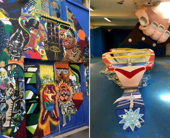 Grafikama, expo collective du Voyage à Nantes 2016