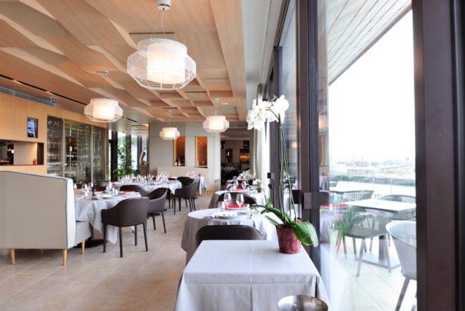 Dîner à l'Atlantide 1874, restaurant étoilé à Nantes