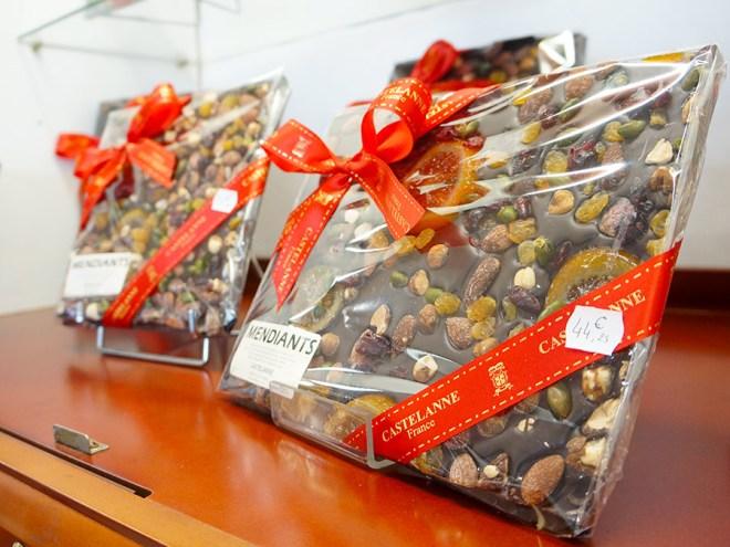 tablettes de chocolat made in Nantes par Castelanne, artisan chocolatier