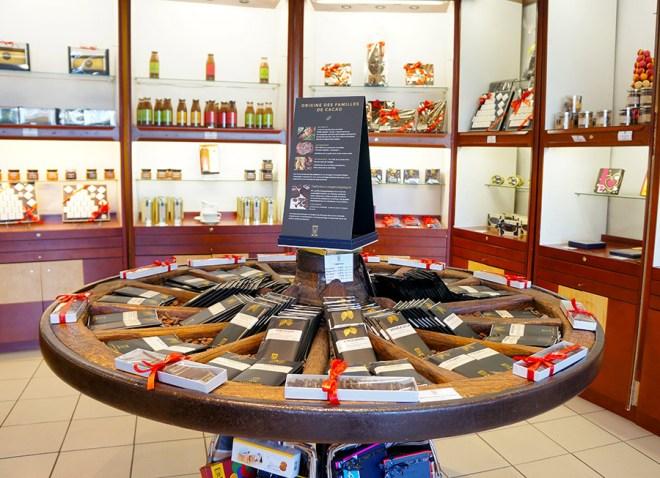 Chocolats Castelanne à Nantes