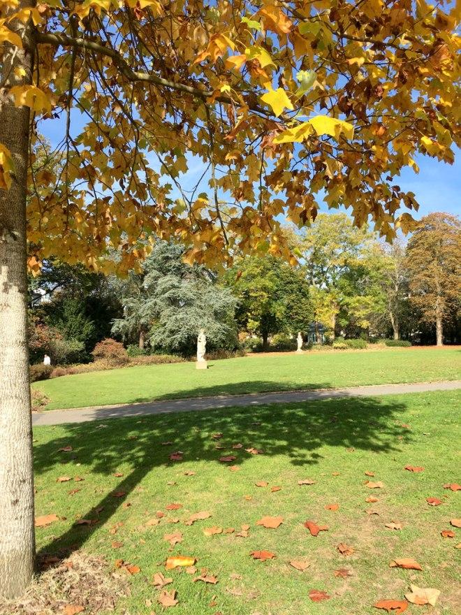 Le Parc de Procé à Nantes