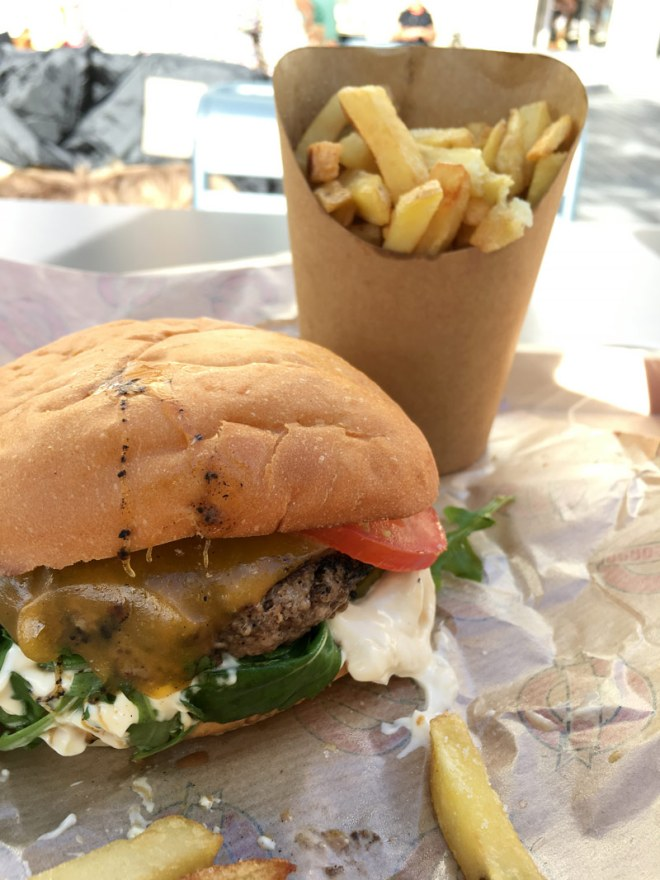 Burger Roadside : burgers artisanaux à Nantes