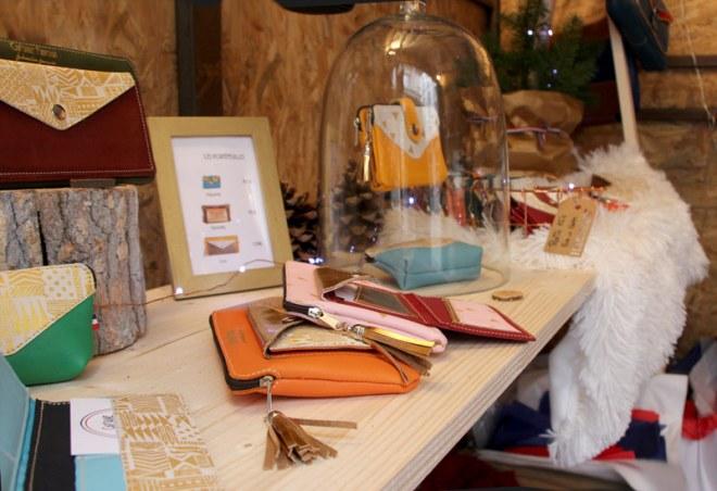 sacs et accessoires en cuir faits à Nantes