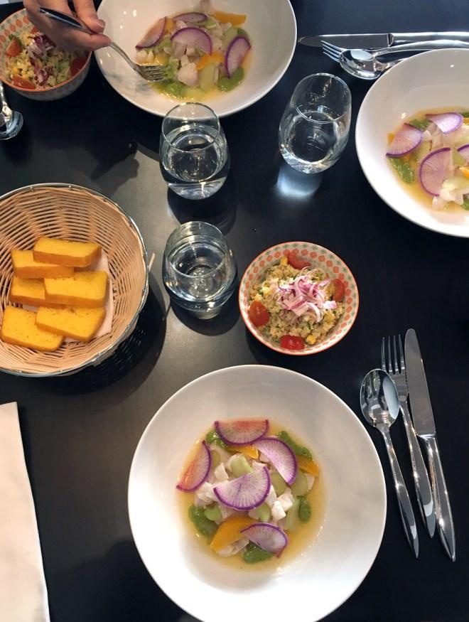 Le restaurant colombien Nazca cebicheria à Nantes