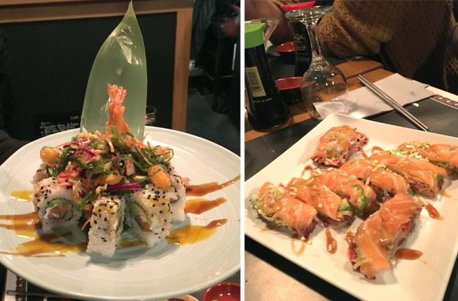 Sushi Kito Nantes restaurant de sushi fusion