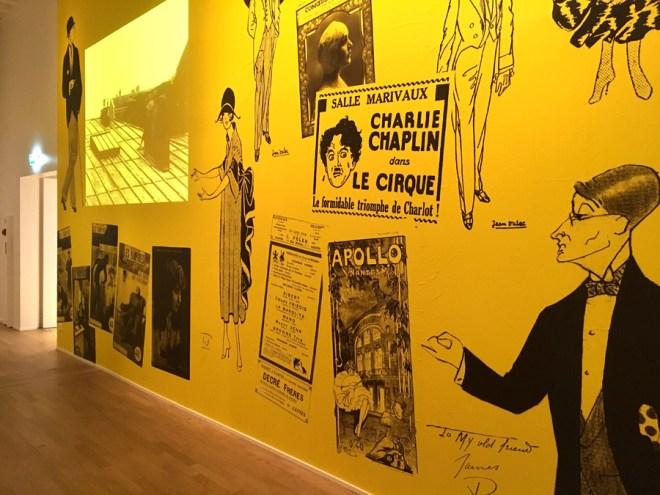 """L'exposition """"Aux origines du surréalisme"""", Château des Ducs de Bretagne de Nantes."""