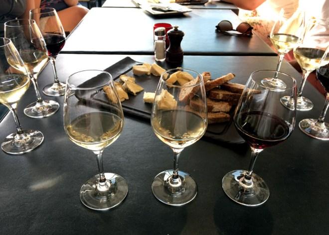 Dégustation des vins et fromages de Loire à Nantes