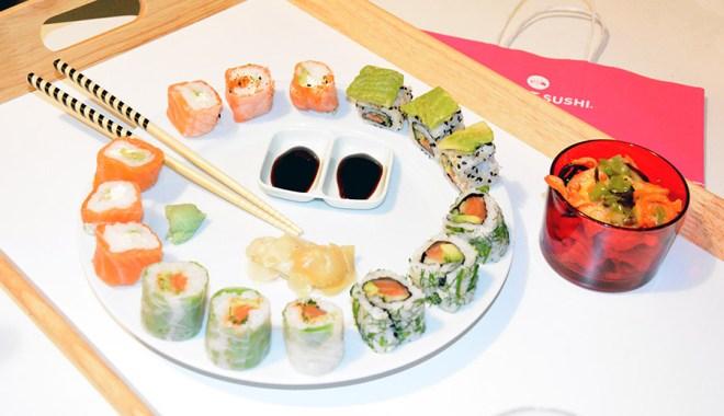 Planet sushi Atlantis par Allo Resto