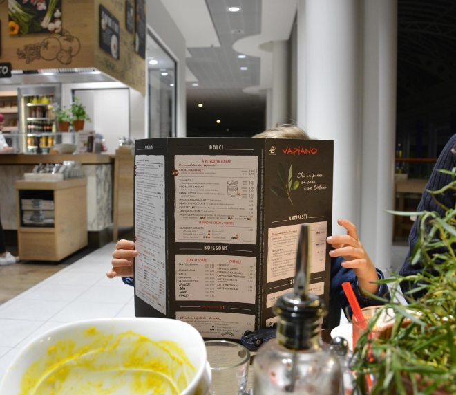 Vapiano restaurant italien à Nantes