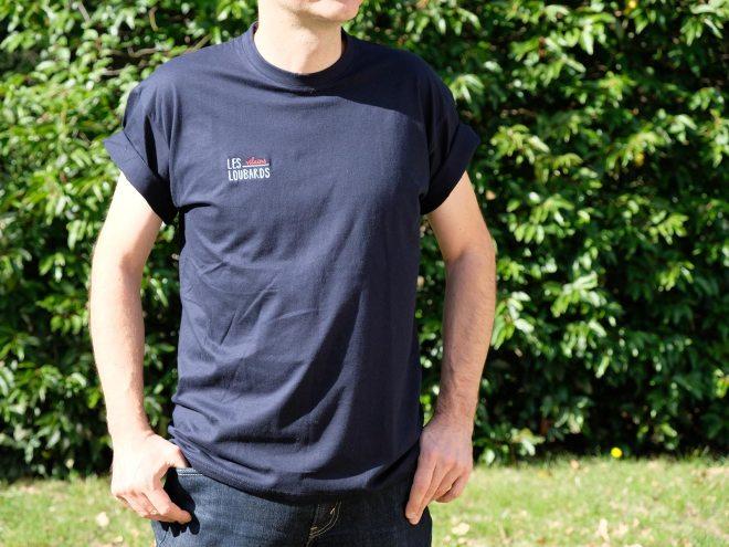 Les Loubards, marque de tee-shirt nantaise rock et rebelle