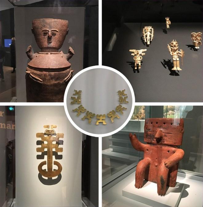L'exposition «Les esprits, l'or et le chaman» au musée du Château de Nantes
