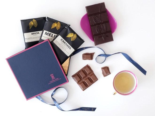 Castelanne, maître chocolatier à Nantes