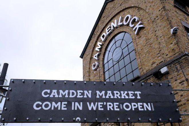 Camden Lock : quartier punk du Nord de Londres et son marché