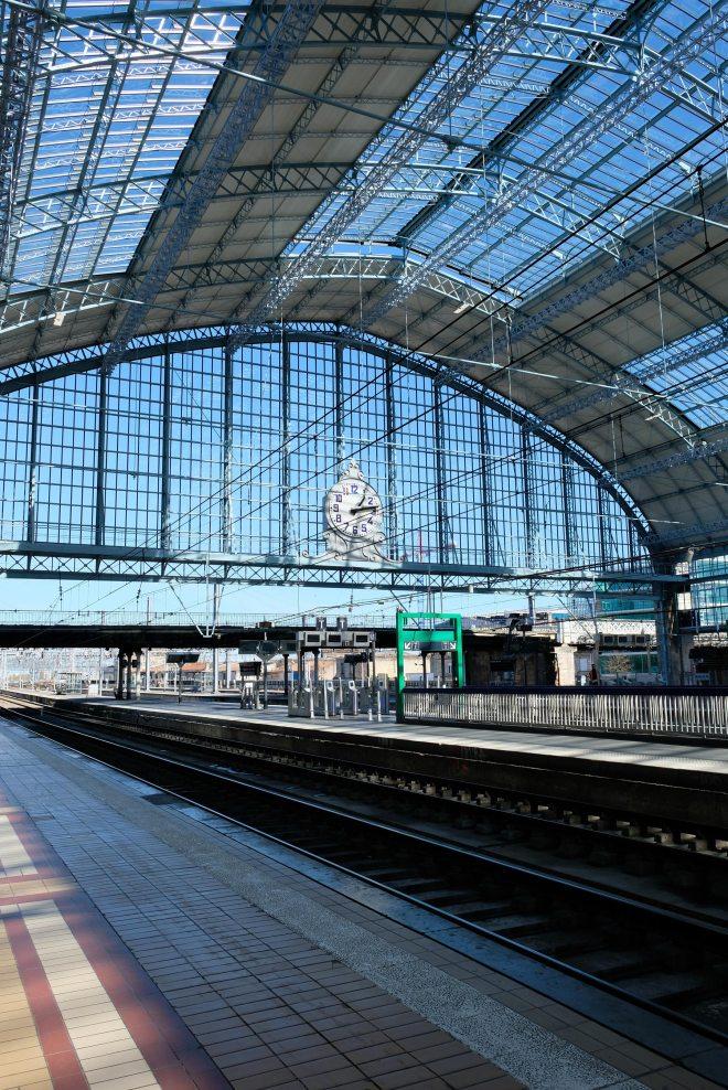 Voyage de Nantes à Bordeaux en train Intercités