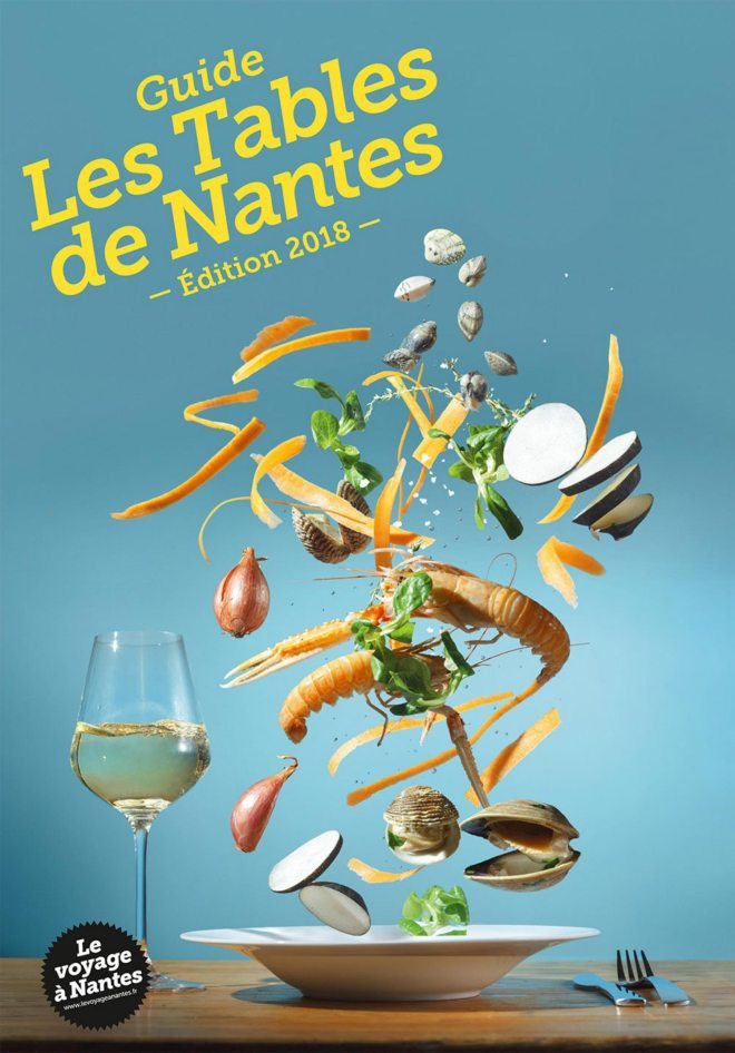Le guide des tables de Nantes 2018