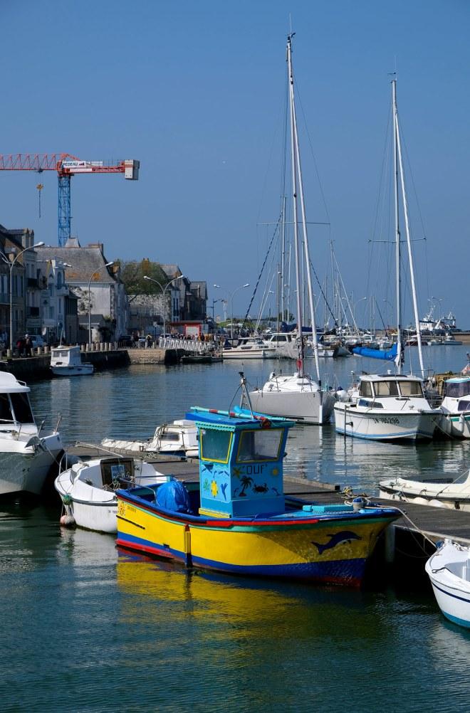 Visite du Croisic, ville portuaire de Loire-Atlantique