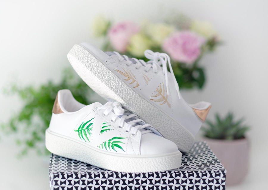 Le resneaker X Rêves de pompes