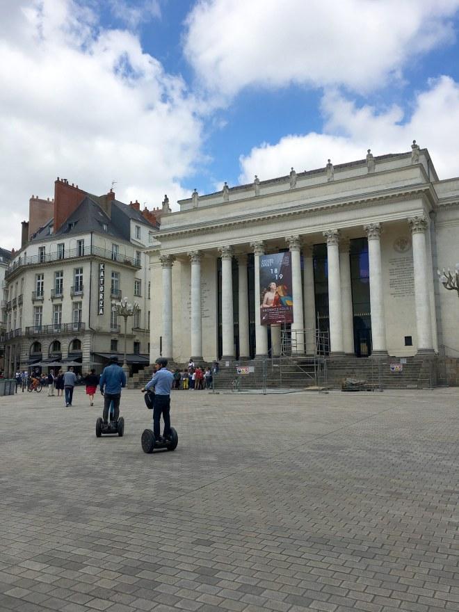 Balade en Segway dans Nantes avec Mobilboard