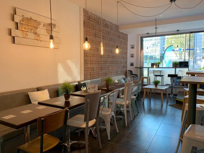 Melbourne coffee, coffee shop australien à Nantes