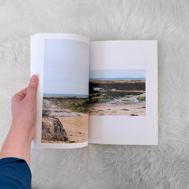 Album photo personnalisé avec Atelier Rosemood, entreprise nantaise d'impression photo