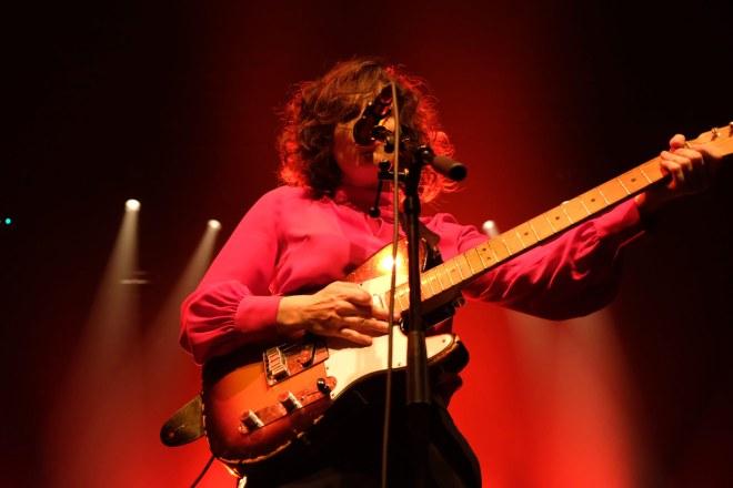 Anna Calvi en concert à Stereolux à Nantes en octobre 2018