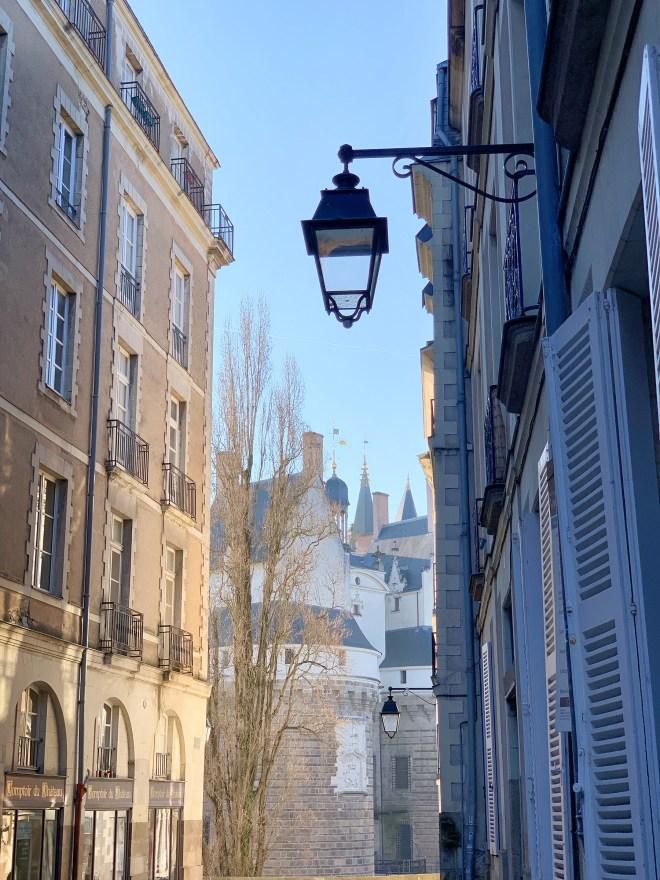 Balades à Nantes en février 2019 : le château des Ducs de Bretagne