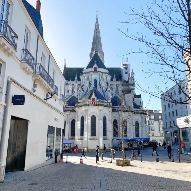 Balades au printemps à Nantes