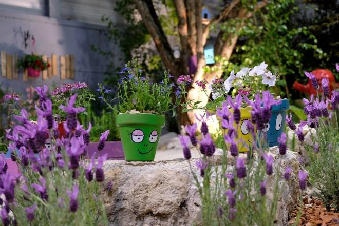 Barbapapa aux floralies
