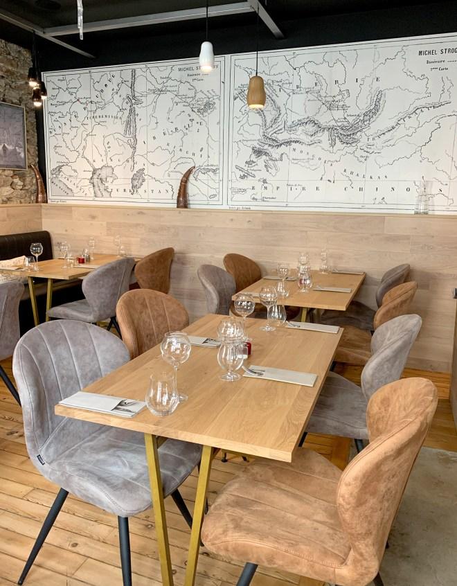 M Strogoff : restaurant de spécialités russes à Nantes
