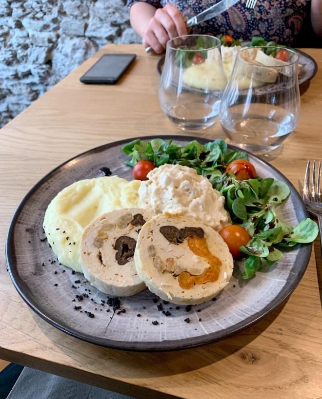 Spécialités russes au restaurant nantais M Strogoff