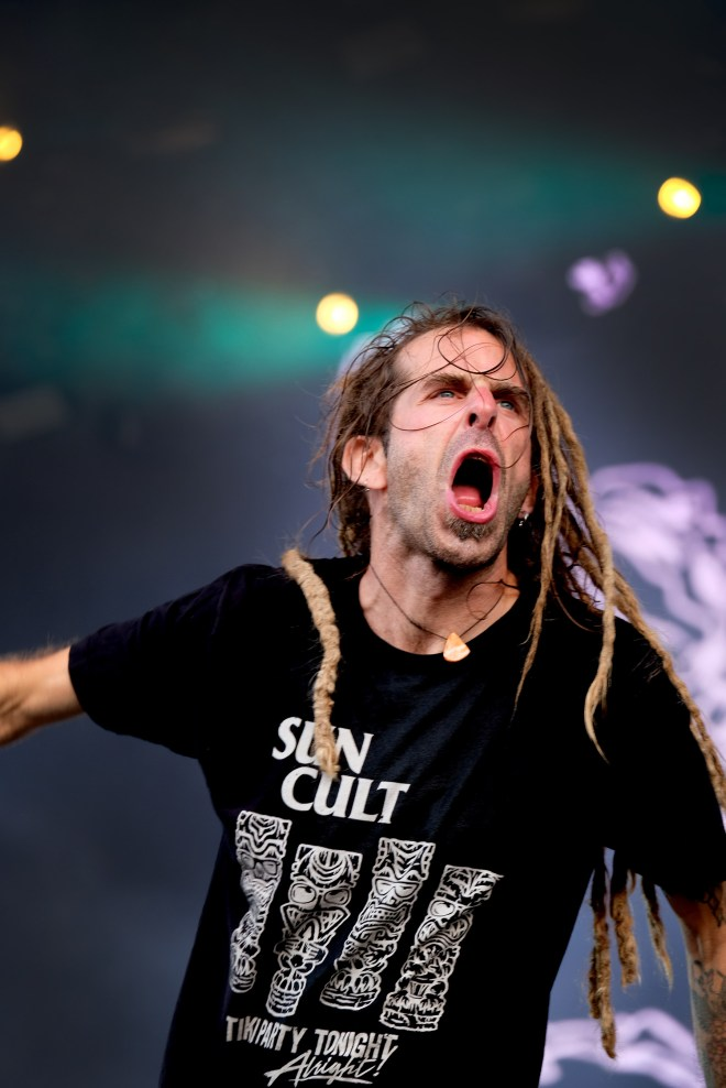 Le Hellfest 2019 en images : le concert de Lamb of God