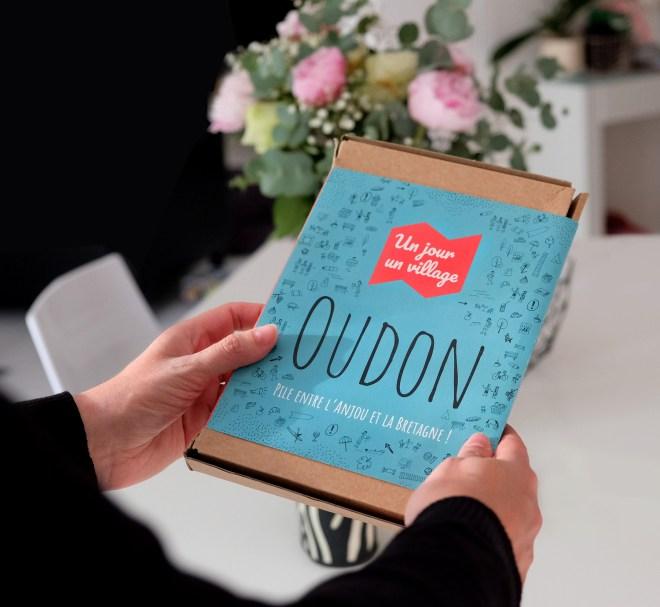 La box 1 jour, 1 village Oudon
