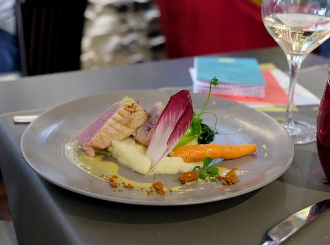 La Villa Saint Germain, restaurant gastronomique à Oudon