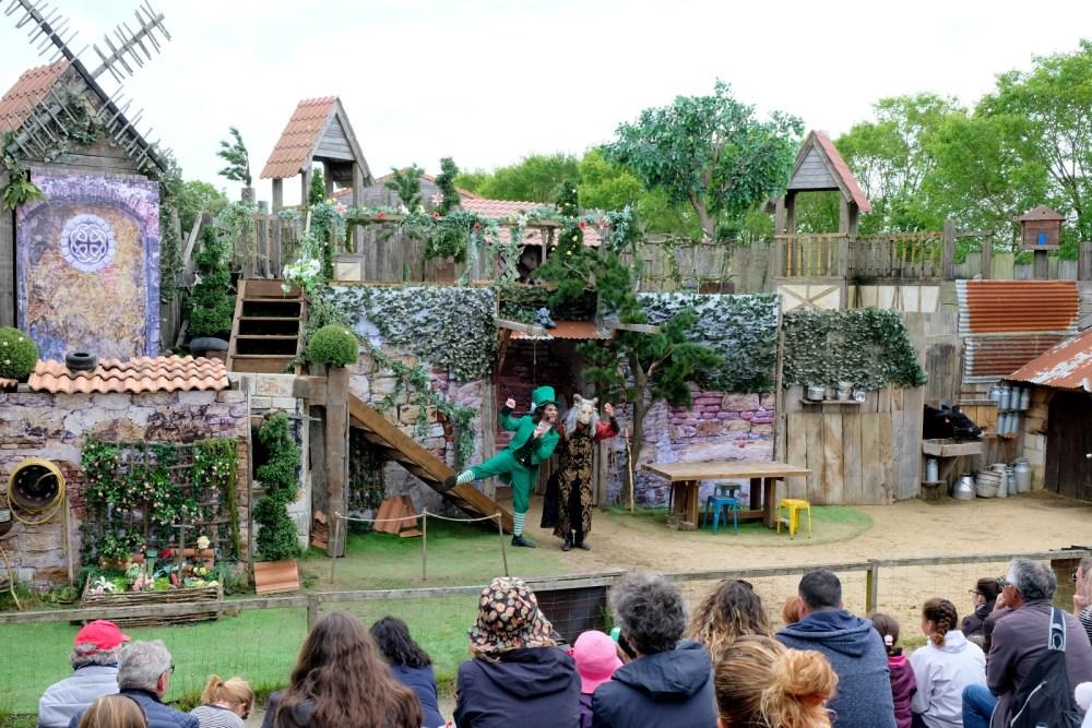 Legendia Parc, parc animalier et de spectacles à Frossay en Loire-Atlantique