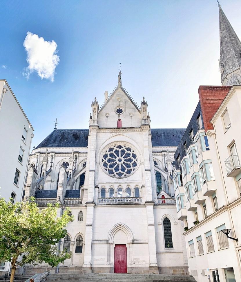 Eglise St Nicolas à Nantes