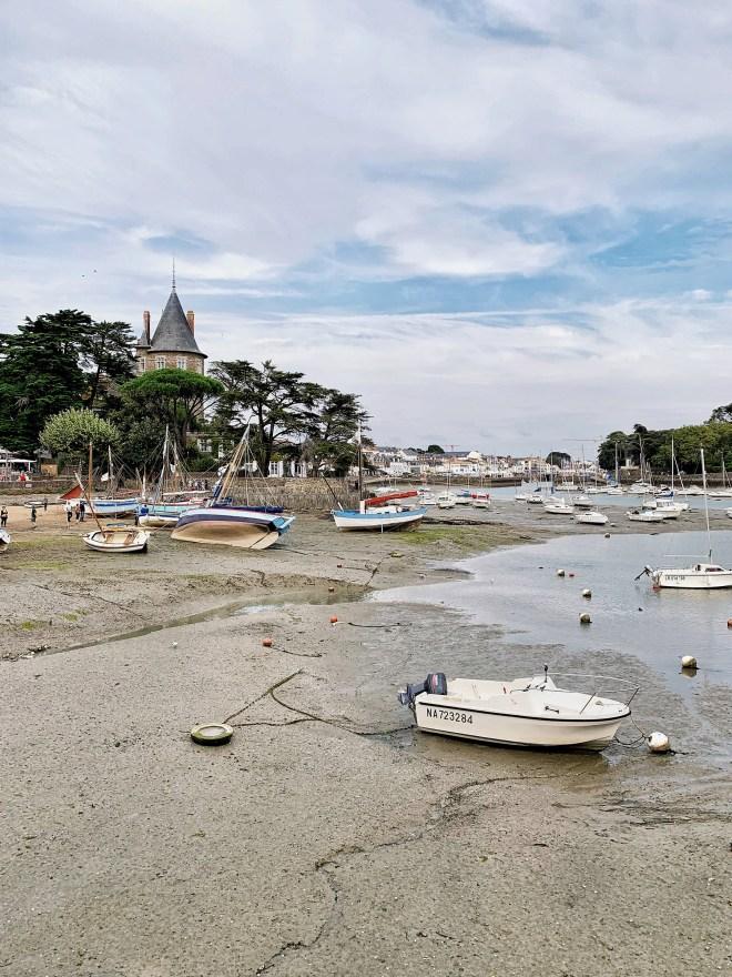 Balade à Pornic, en Loire-Atlantique