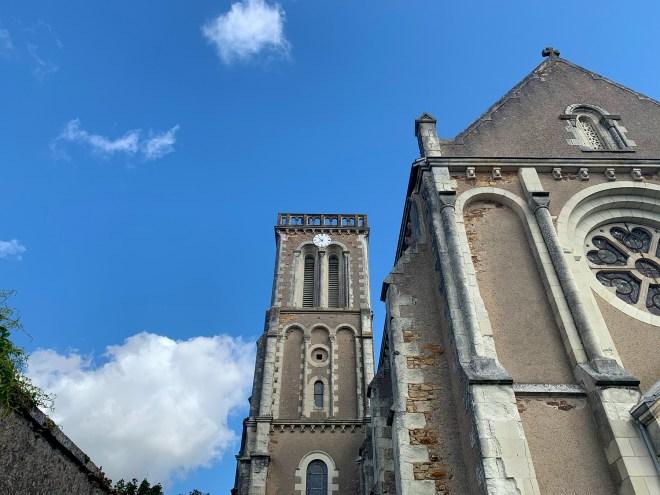 L'église de la Varenne