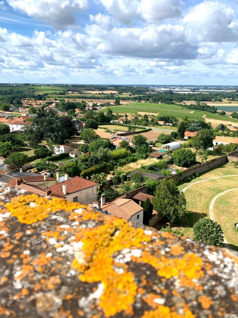 visite du clocher de l'église de la Varenne en Anjou