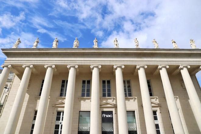 Ancienne bourse de Nantes