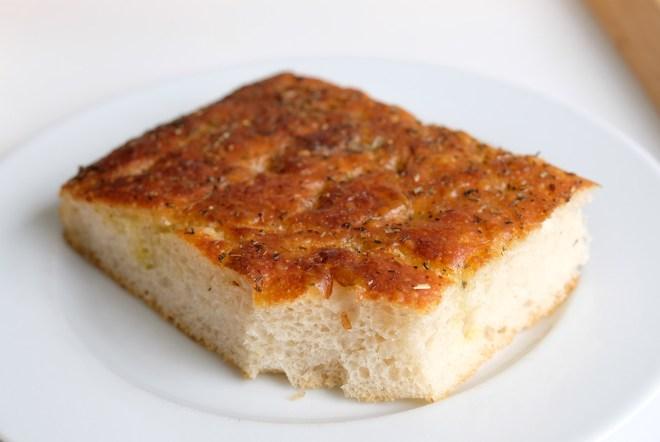 Focaccia Maison Arlot Cheng, pain bio à Nantes