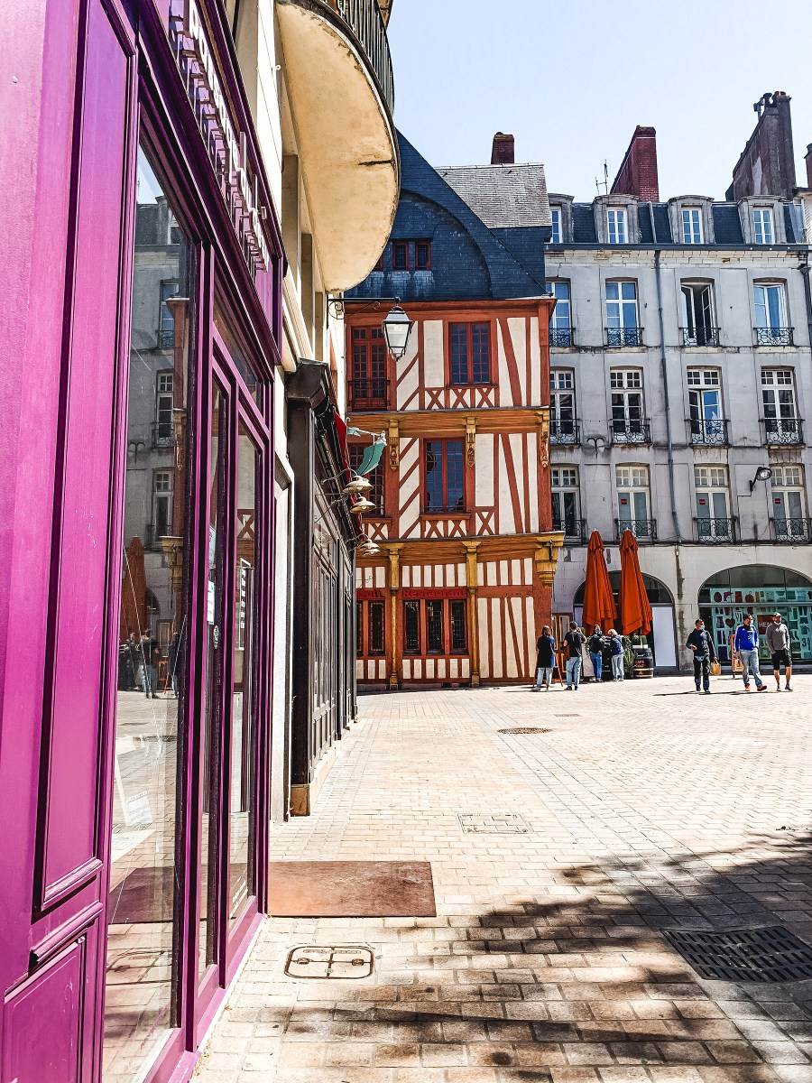 La Maison des Apothicaires à Nantes