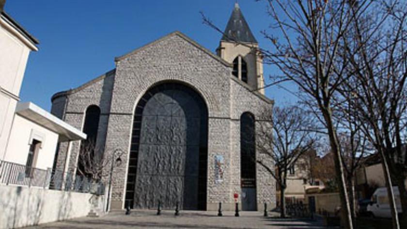Lglise paroissiale SainteCatherine  Ville de Nanterre